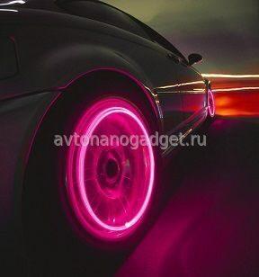 Подсветка колес мотоцикла 52