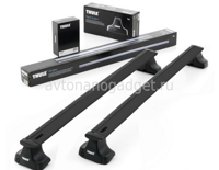 Багажник Thule WingBar Black на аэродинамических дугах для Lexus NX 2014-н.в.