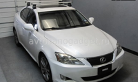 Багажник Thule WingBar на аэродинамических дугах для Lexus IS Седан 2005-2012