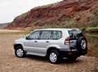 Toyota Land Cruiser 120 Prado 2002-2009