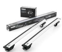 Багажник Thule WingBar на аэродинамических дугах для Chrysler Grand Voyager Минивэн 2008-2015