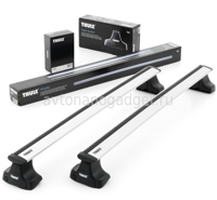 Багажник Thule WingBar на аэродинамических дугах для Chrysler Sebring Седан 2001-2006