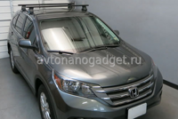 Багажник Thule WingBar Black на аэродинамических дугах для Honda CR-V 2012-2015