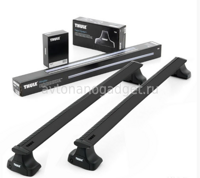 Багажник Thule WingBar Black на аэродинамических дугах для Dodge Ram 1500 (2-дв. пикап 2002-2008) 2-дв. пикап 2002-2008