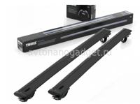 Багажник Thule WingBar Black на аэродинамических дугах для Acura MDX 2007-2013