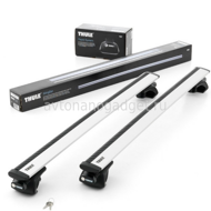 Багажник Thule WingBar на аэродинамических дугах для Chrysler 300C Универсал 2004-2010