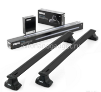 Багажник Thule WingBar Black на аэродинамических дугах для Dodge Ram 3500 (4-дв. пикап 2002-2009)